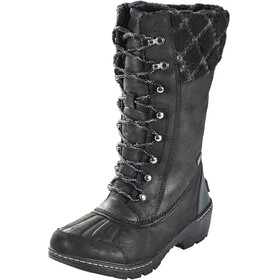 Sorel W's Whistler Tall Boots Black/Dark Stone